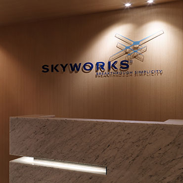 Skyworks Taipei Office